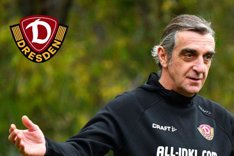 Wie geht es mit Dynamos Sportchef weiter? Minge-Entscheidung lässt auf sich warten!