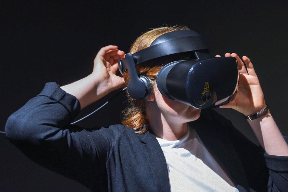 """Das Ein-Personen-Stück """"Judas"""" soll per Virtual Reality erlebbar sein. (Symbolbild)"""