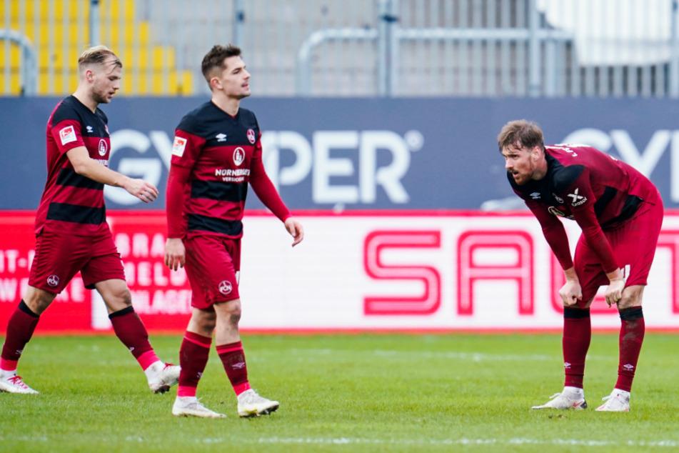 Vorne zu harmlos, hinten zu anfällig: Der 1. FC Nürnberg braucht dringend einen Sieg, um sich aus der handfesten sportlichen Krise zu befreien.