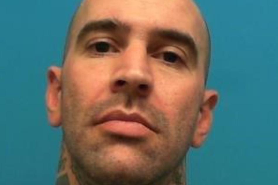 Jaddier Sanchez (37) auf einem Polizeifoto.