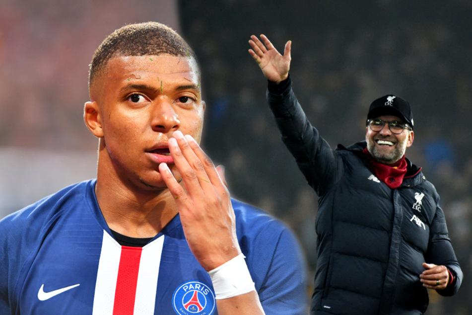 Arbeitet Klopp an Mega-Transfer? Reds-Coach soll Mbappé-Familie kontaktiert haben!