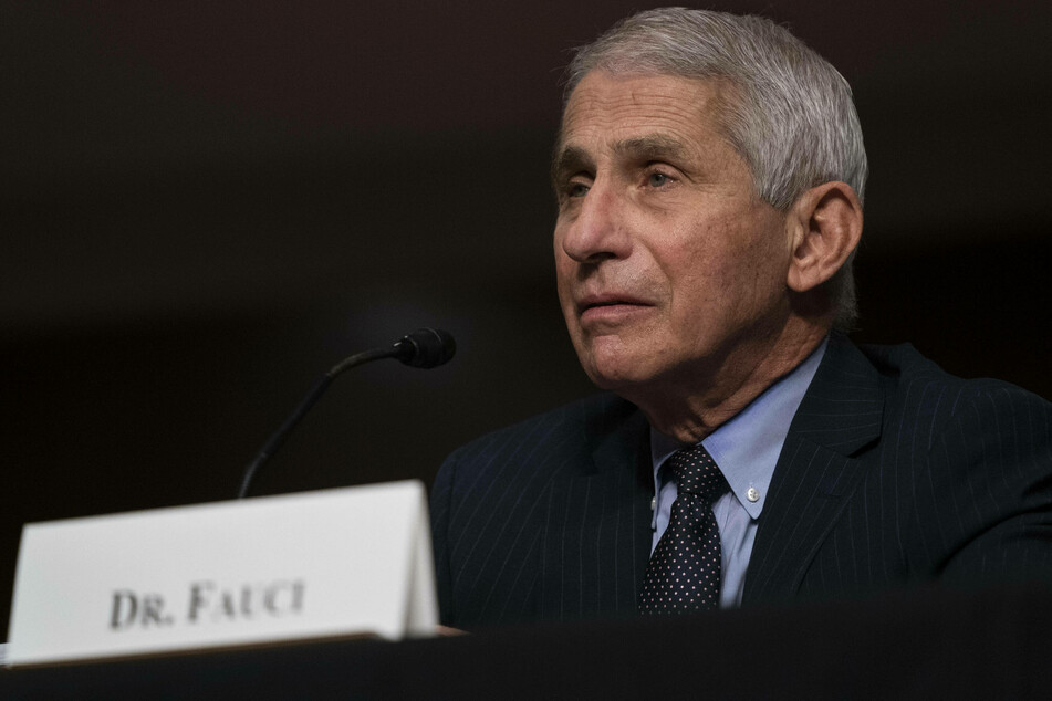 Anthony Fauci says that until vaccines are widely available people need to stay vigilant about public health.