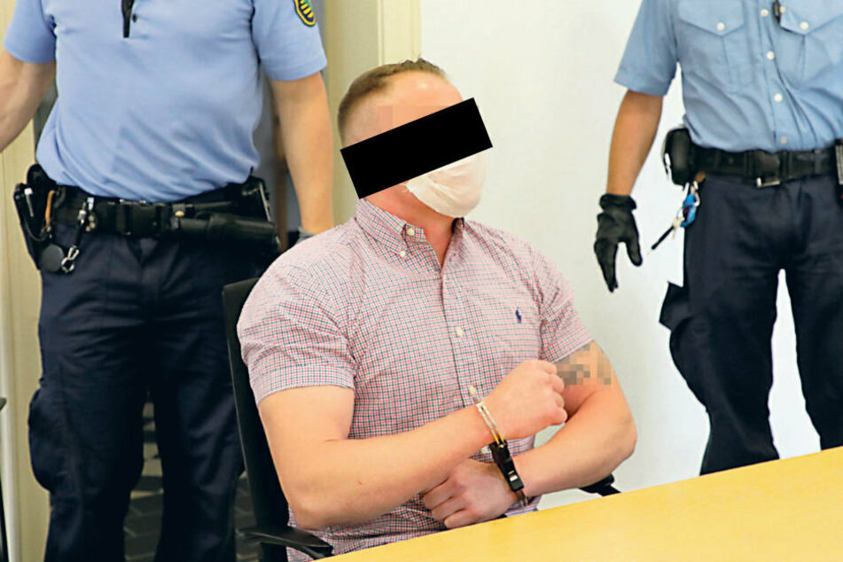 Seriendieb Tony S. (34) wandert wohl jahrelang hinter Gitter.