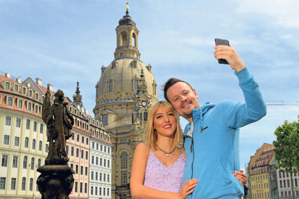 Denis und Olga (33 und 28) aus Paderborn.