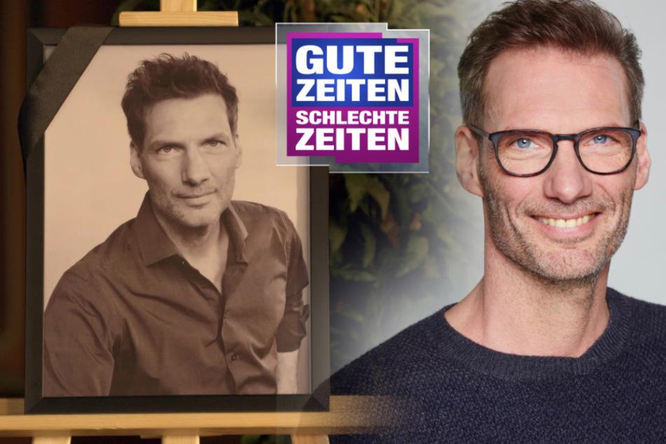 """GZSZ-Star Clemens Löhr """"glücklich"""" über Serientod von Alexander Cöster"""