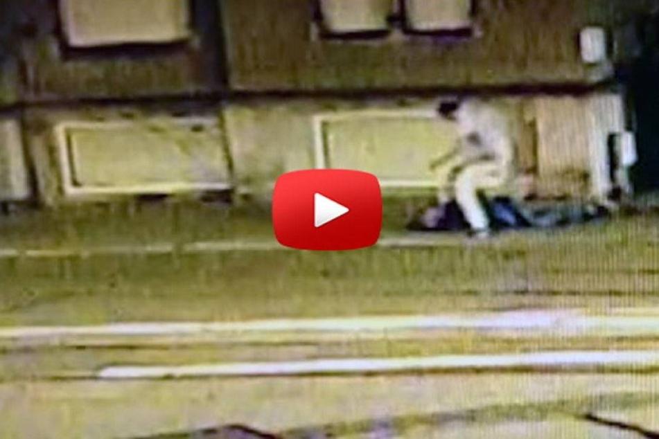 Mann auf offener Straße in Dresden bewusstlos geschlagen