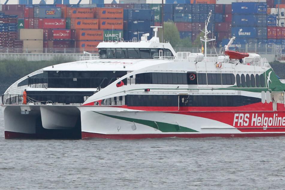 Reederei setzt zweiten Katamaran nach Helgoland ein
