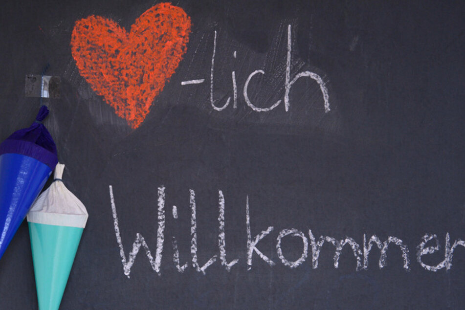 Die Schule beginnt in Bayern unter denkwürdigen Umständen. (Symbolbild)