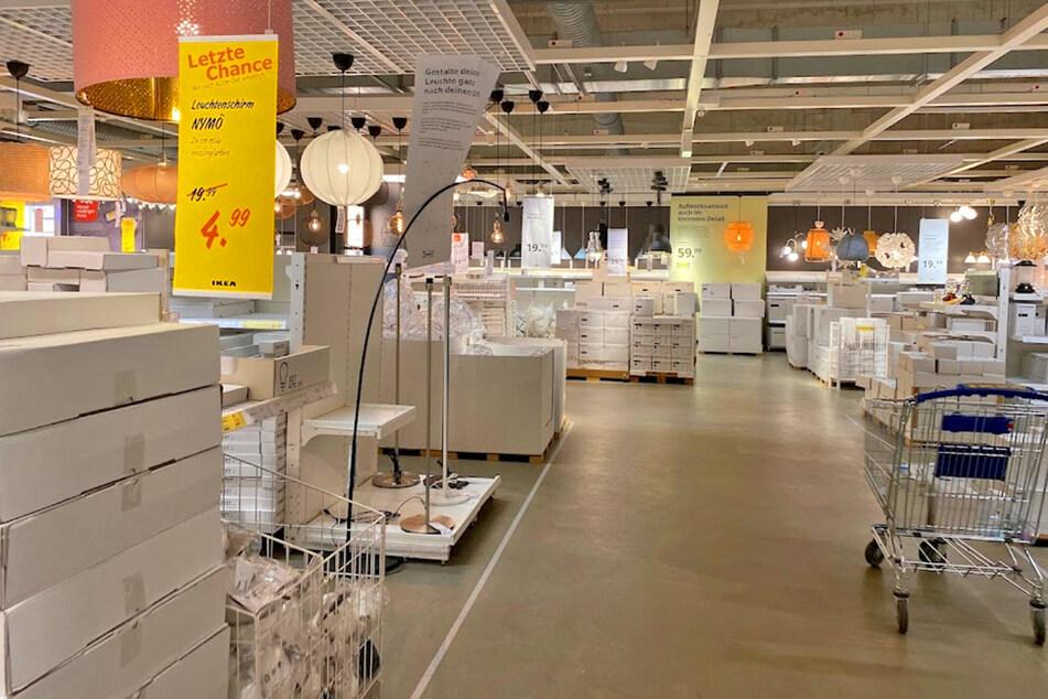 Dieser Berliner IKEA macht Sonntag (31.10.) auf und hat dieses Angebot
