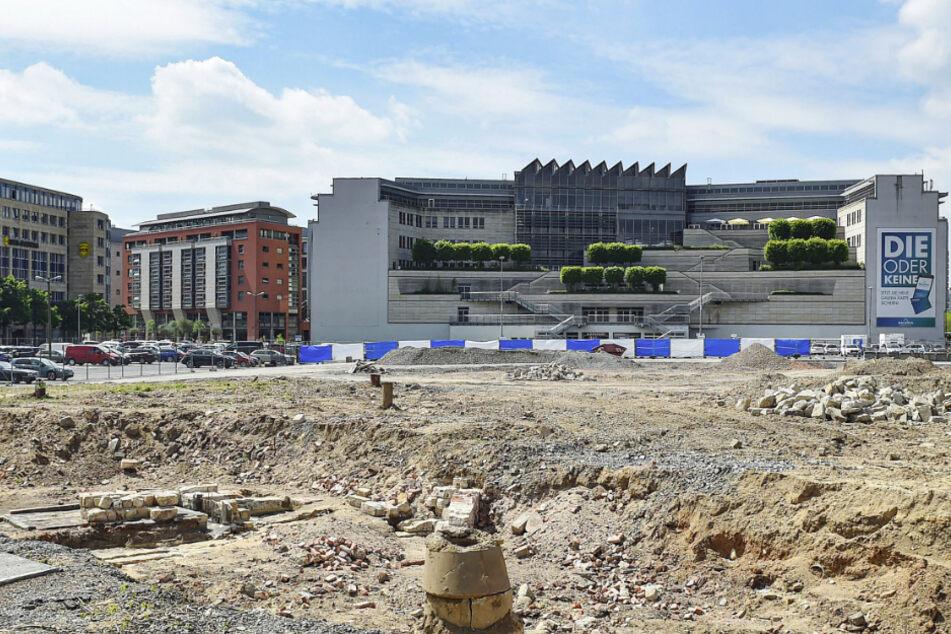 Der Bau des neuen Verwaltungszentrums am Ferdinandplatz soll über Schulden finanziert werden.