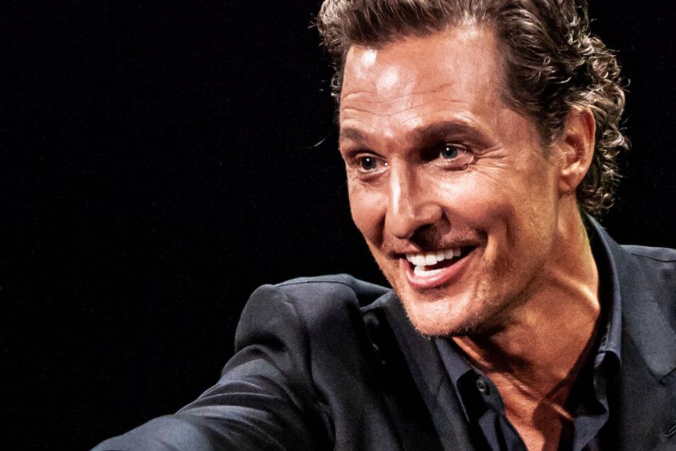 Herzinfarkt beim Höhepunkt: So ungewöhnlich starb der Vater von Matthew McConaughey