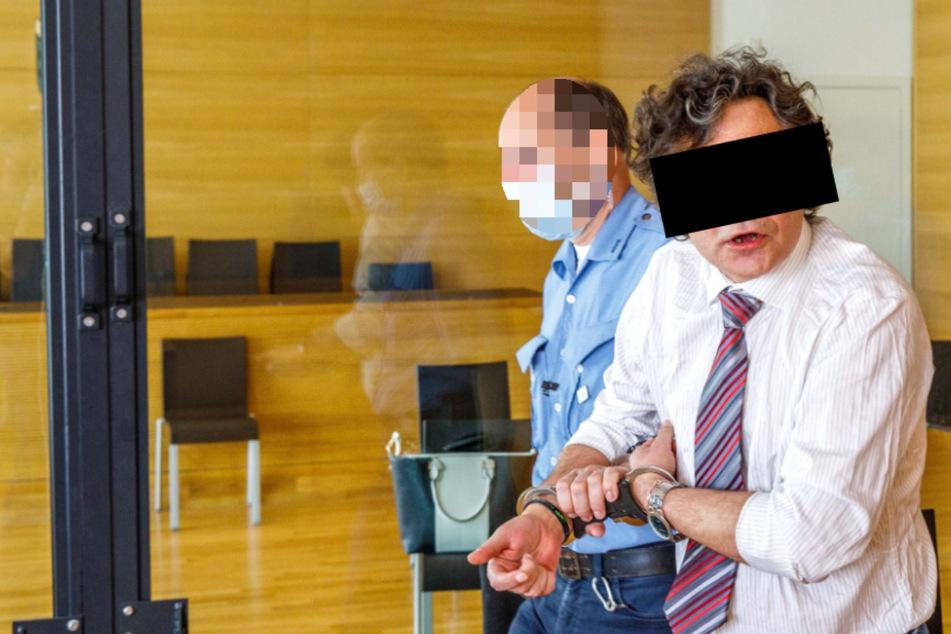 Ex-Volkspolizist als Geldwäscher der Telefonmafia vor Gericht