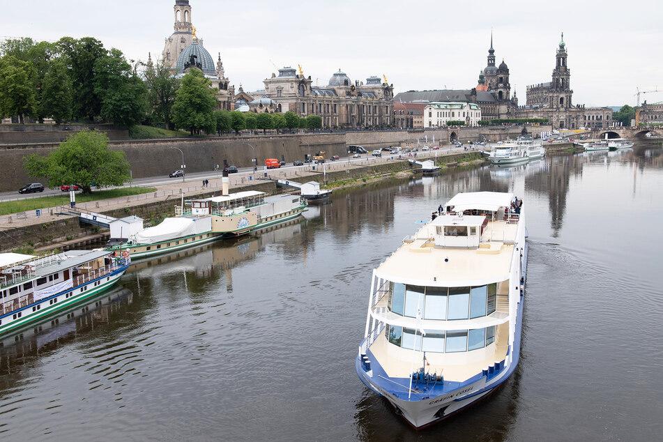 Dresden: Schon diese Woche! Dampfer der Weißen Flotte schippern wieder nach Pillnitz