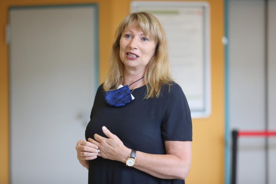 Muss gut abwägen: Ministerin Petra Köpping (62, SPD).
