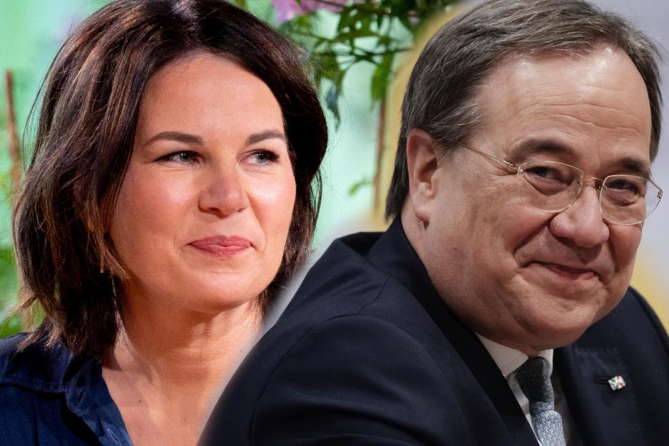 Annalena Baerbock (40, Grüne) will neue Bundeskanzlerin werden, doch Armin Laschet (60, CDU) hat da etwas dagegen - trotzdem will der CDU-Politiker fair bleiben.