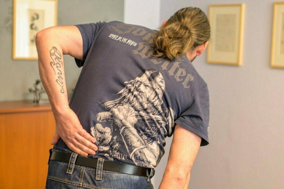 Schluss mit Rückenschmerzen! Diese Behandlung kann helfen