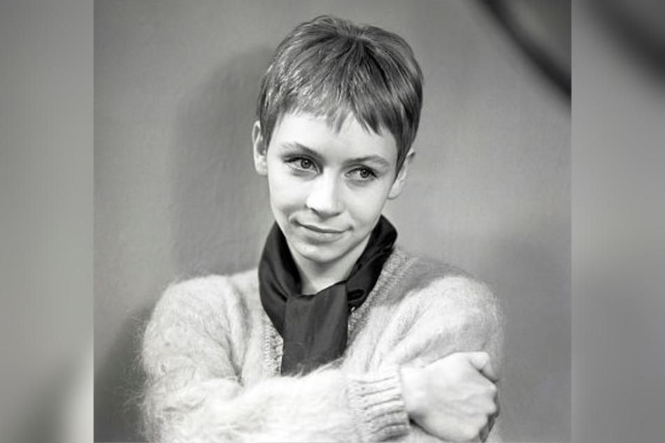 Der verträumte Blick täuscht: DEFA-Star Jutta Hoffmann 1965. Am heutigen Mittwoch wird sie 80.