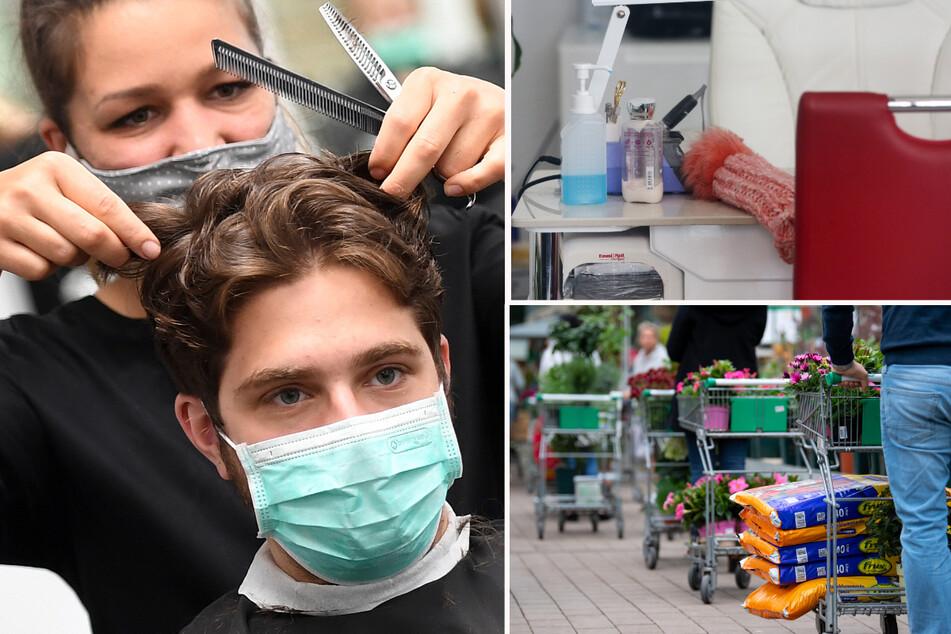 Friseur, Baumarkt, Nagelstudio: Das ändert sich ab 1. März in Bayern