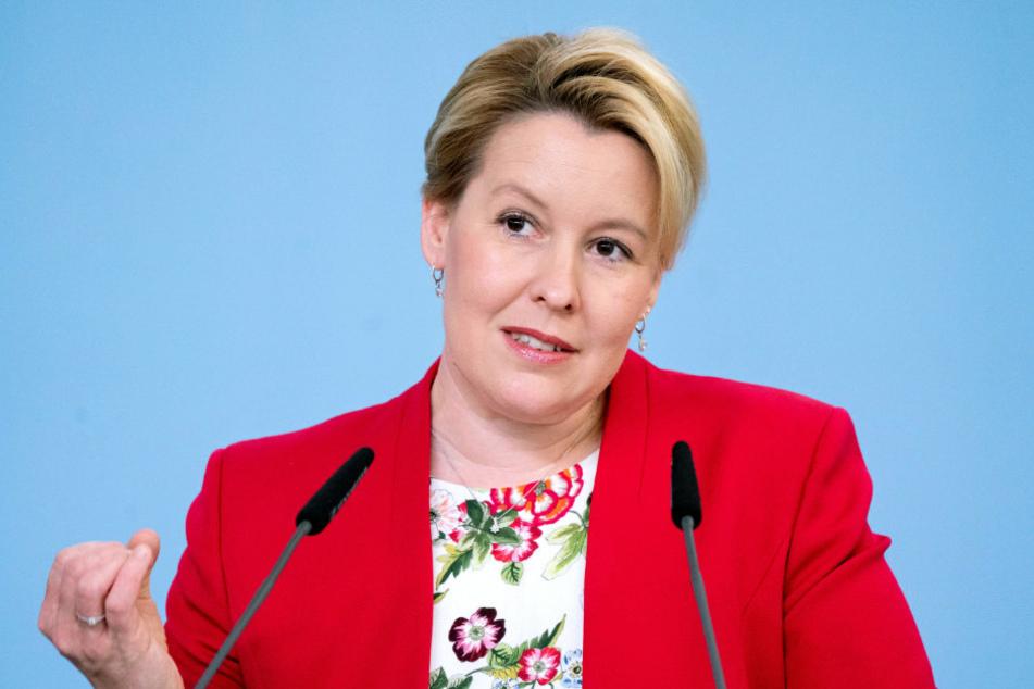 Nach ihrer Wahl zur Co-Vorsitzenden der Berliner SPD hatte Franziska Giffey (42) der Clan-Kriminalität den Kampf angesagt.