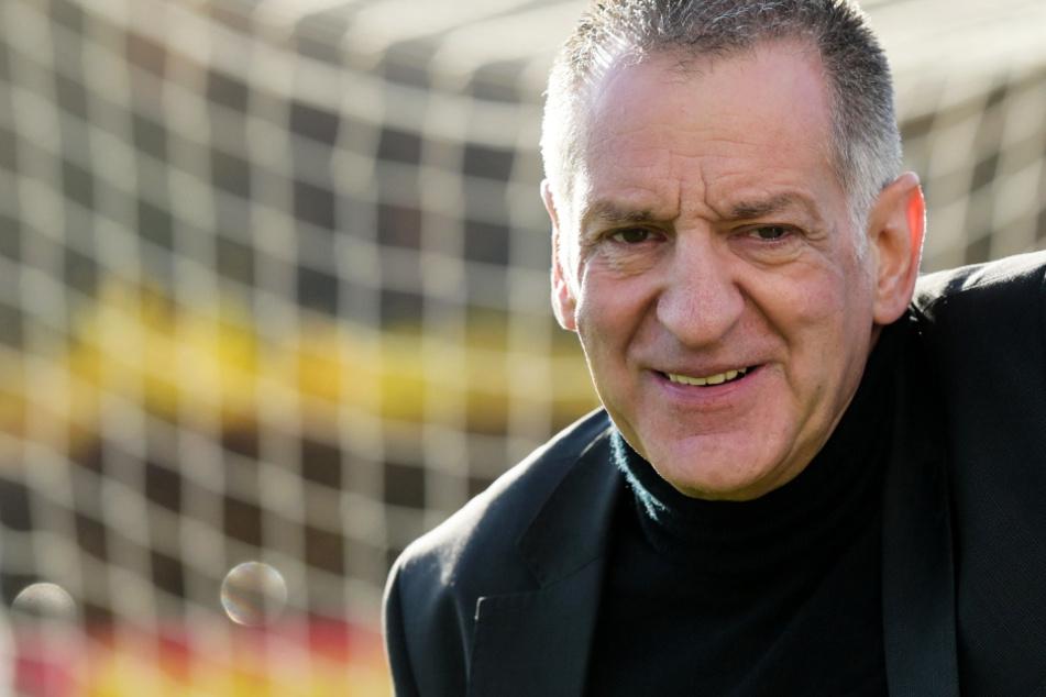 Lange Jahre kickte er für den VfB Stuttgart: Eike Immel (59).