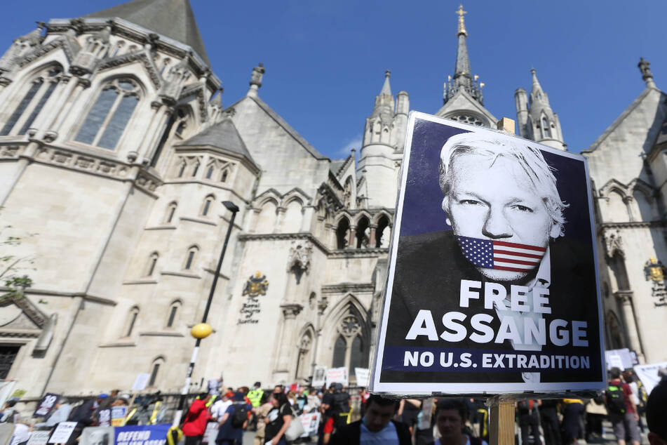 US government wins latest round in appeal over Assange extradition