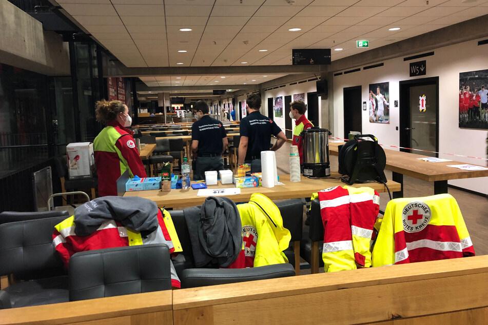Bombe in Köln-Ehrenfeld gefunden: Noch immer wird evakuiert