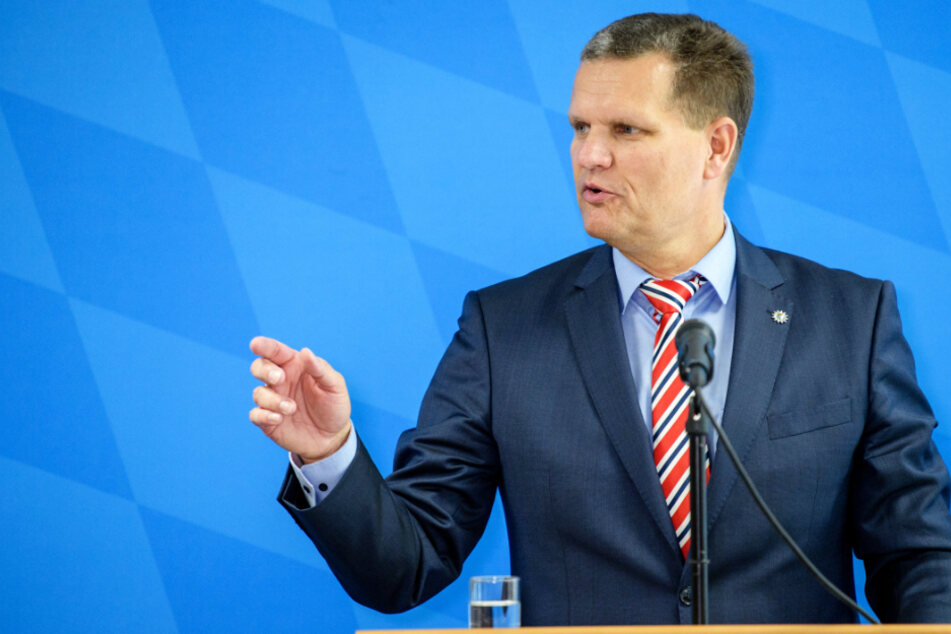Thomas Hampel im Amt: München hat einen neuen Polizeipräsidenten