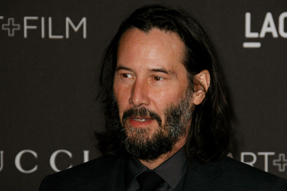 Keanu Reeves (56) will be starring in and producing his own live-action film and anime series.