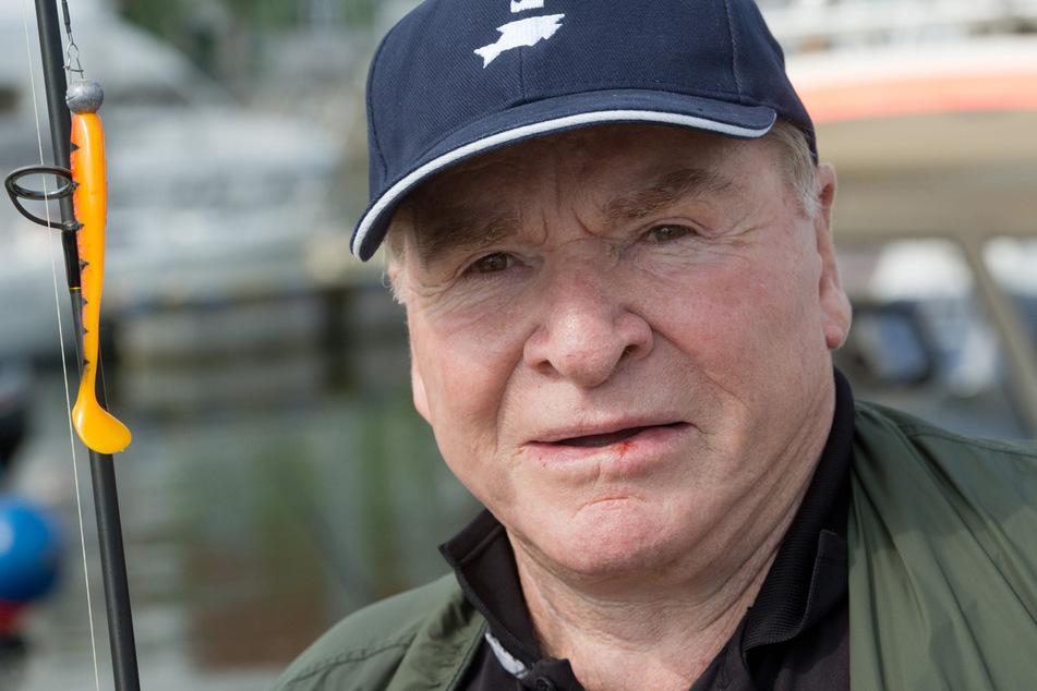 Schauspieler Fritz Wepper (79) sieht dem Tod gelassen entgegen. (Archiv)