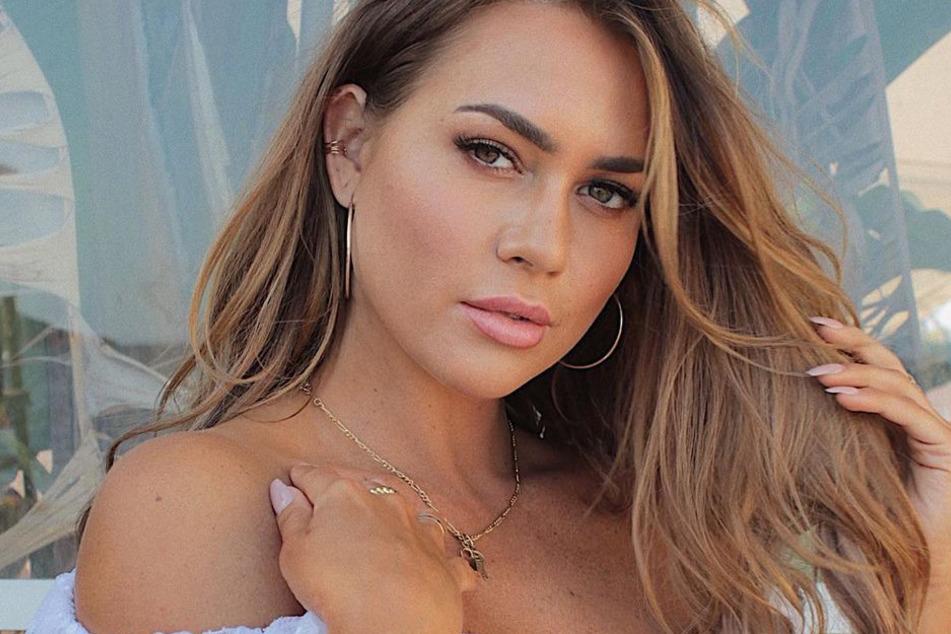 Jessica Paszka (30) zeigt sich auf Instagram normalerweise von oben bis unten durchgestylt.