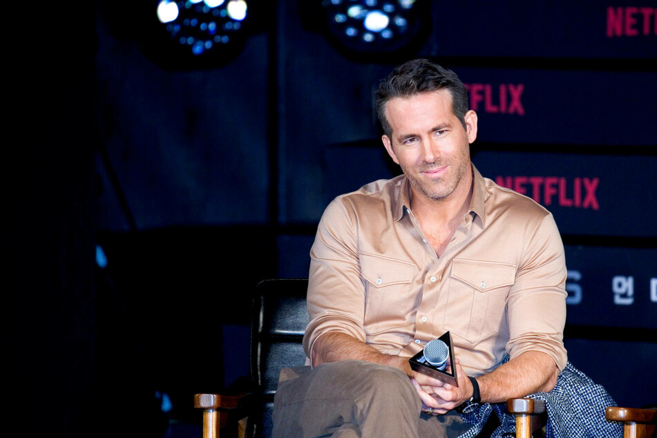 Ryan Reynolds really doesn't want a street named after him
