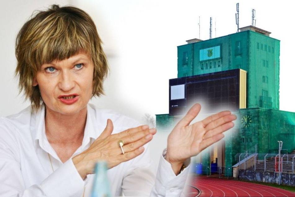Frau OB, was haben Sie gegen diesen Turm?