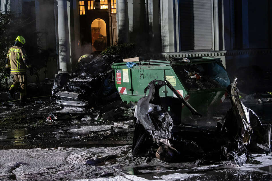 Nach Horror-Crash mit drei Toten: Polizei stoppt Raser am Treptower Park
