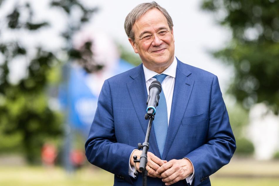 Armin Laschet (60) geht als CDU-Vorsitzender und Kanzlerkandidat in die Bundestagswahl 2021.