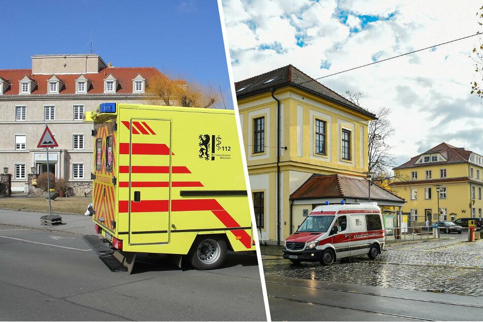 Millionen-Investition in Dresdens Kliniken: Friedrichstadt wächst, Trachau schrumpft!