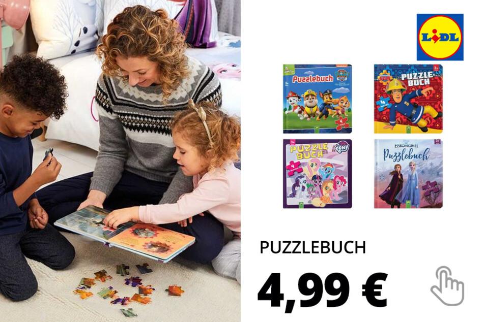 Puzzlebuch
