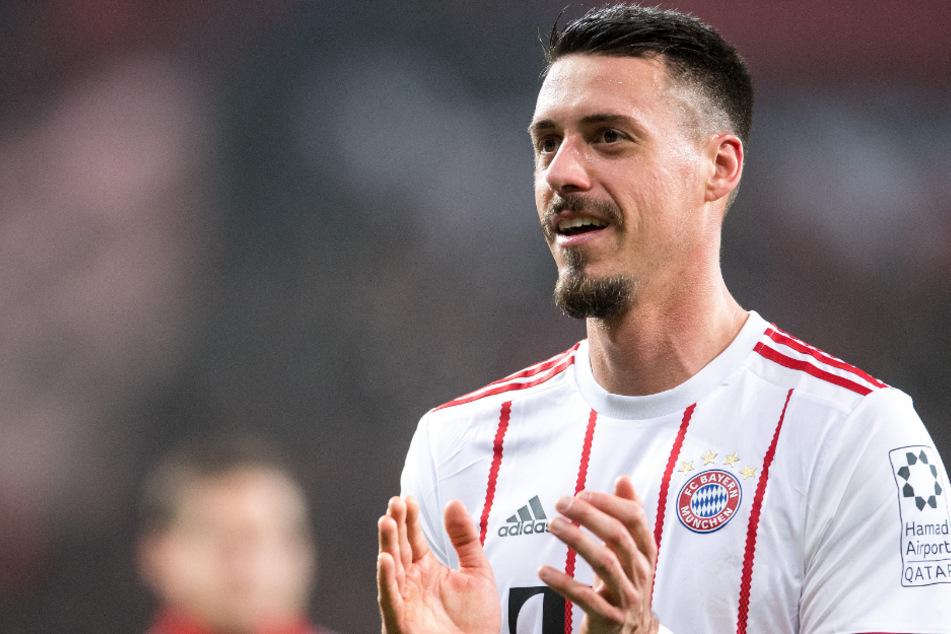 Ex-Stürmer Sandro Wagner (32) stand in seiner aktiven Karriere als Fußballer unter anderem auch für den FC Bayern München auf dem Rasen.