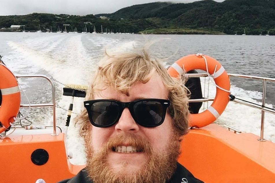 Neil Douglas (35) wird seit geraumer Zeit von Möwen belästigt.