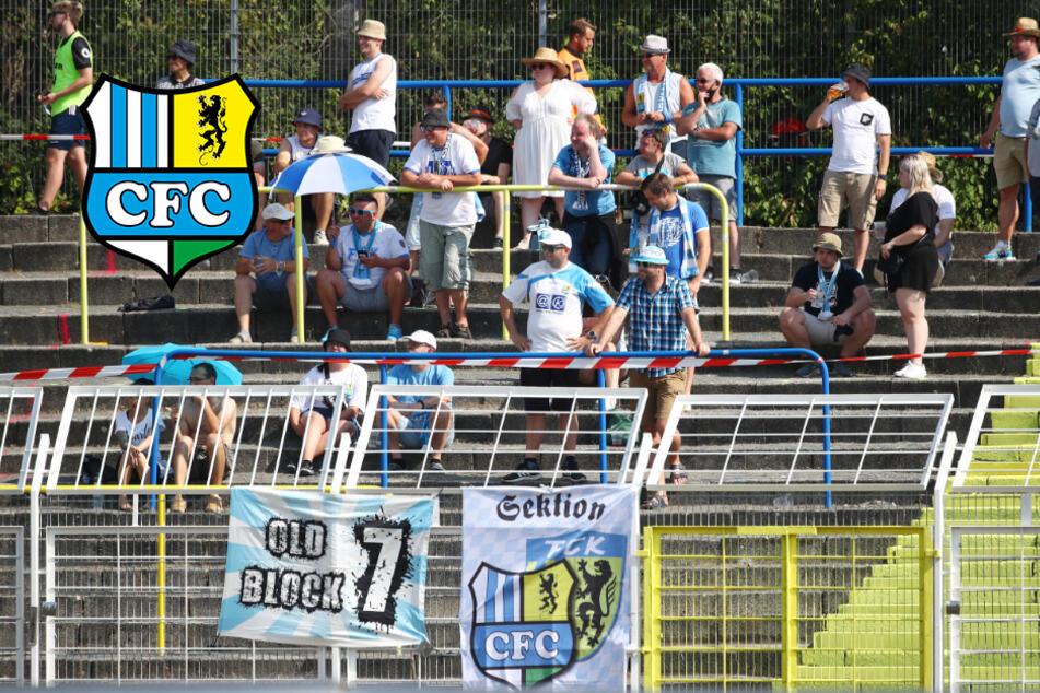 """Nur 50 statt 225 CFC-Fans: """"Spiel der Saison"""" dickes Minusgeschäft!"""