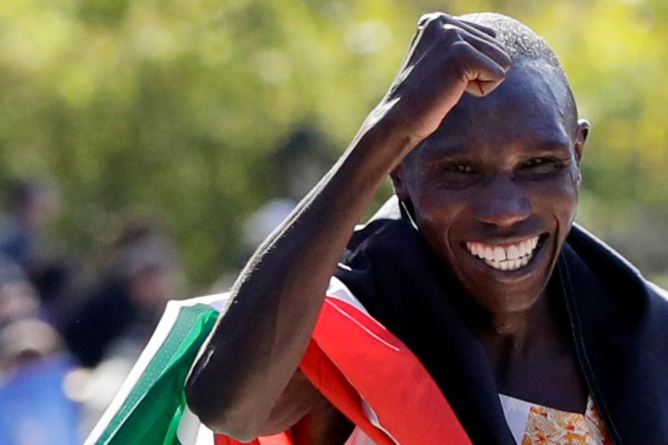 Halbmarathon-Weltrekordler verletzt: Kamworor wurde beim Training angefahren