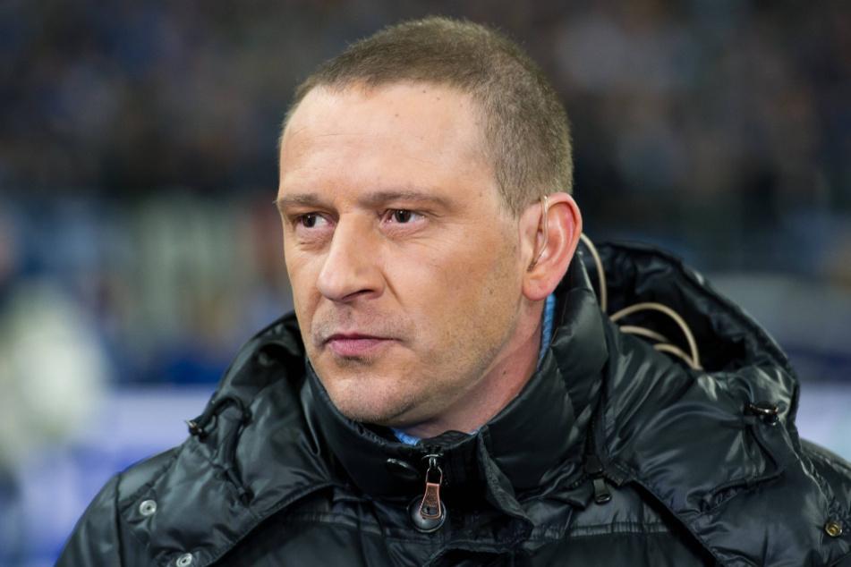 """Jörg Böhme (46) wird neuer neuer """"U19""""-Coach beim FSV Zwickau."""