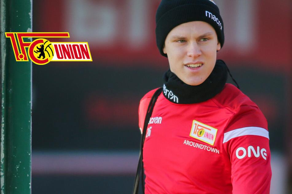 Keine Spielzeit für Ex-Hertha-Talent: Ist Kade bei Union gescheitert?