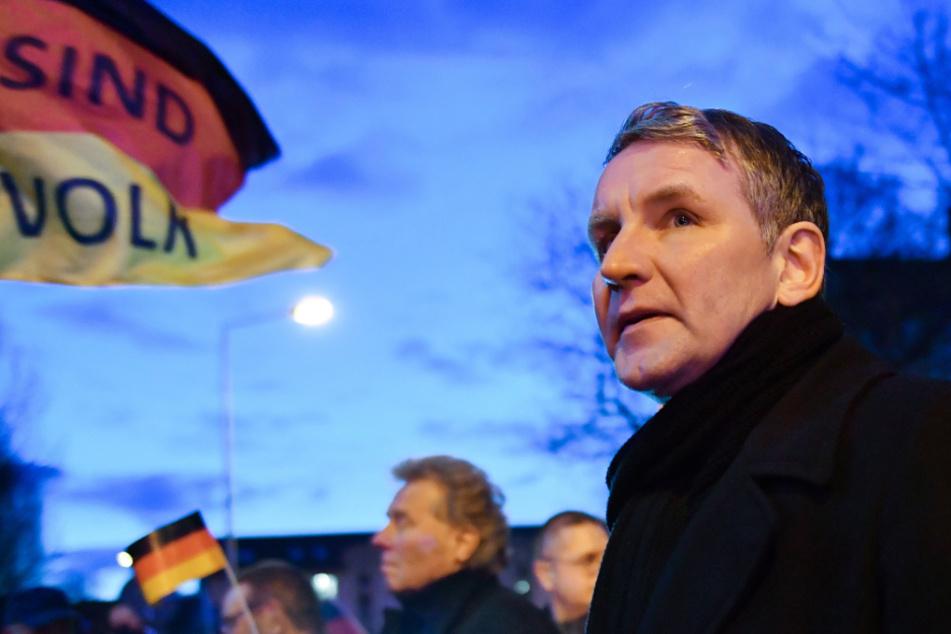 Björn Höcke, Fraktionschef der AfD im Thüringer Landtag.