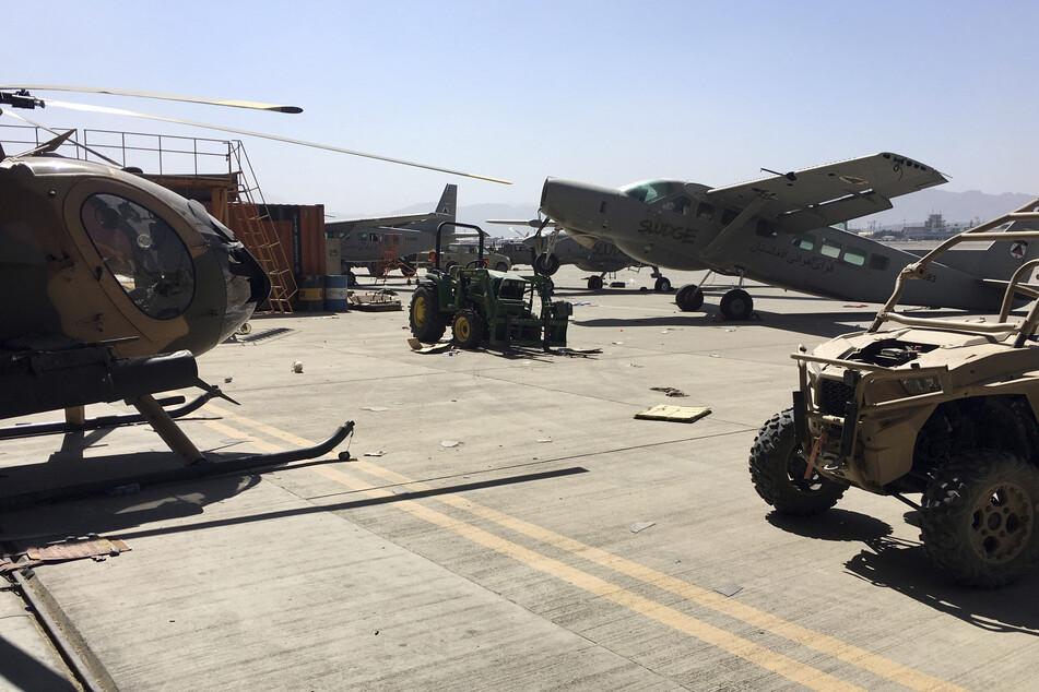 Afghanistan: Taliban wollen Flughafen Kabul wieder eröffnen!