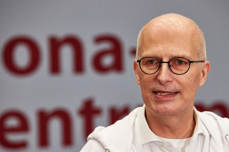 Hamburgs Bürgermeister Peter Tschentscher (55, SPD). Der Senat hat die geltenden Corona-Regeln verlängert. (Archivfoto)