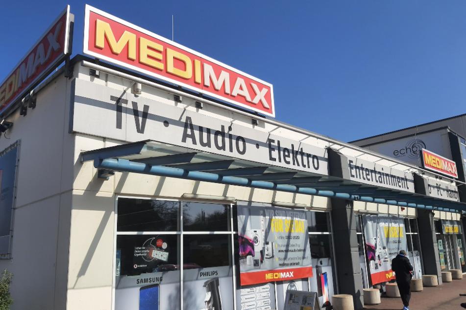 Räumungsverkauf im Lockdown! Technik bei MEDIMAX bis 60% günstiger
