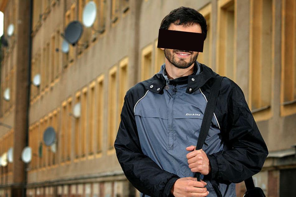 Edris Z. (31) wurde wegen Mordes angeklagt.
