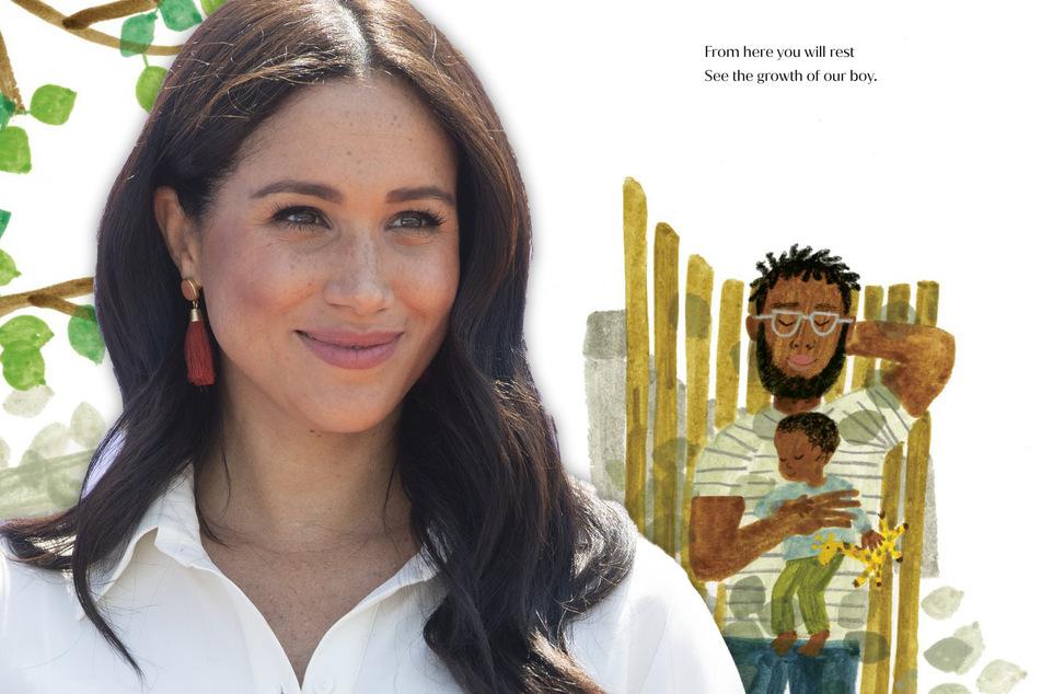 Meghan schreibt Kinderbuch: Darum geht's