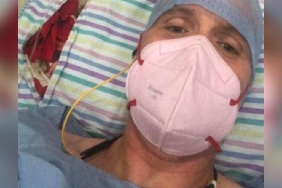 Ian Jones has seen a lot of hospital beds in his life.