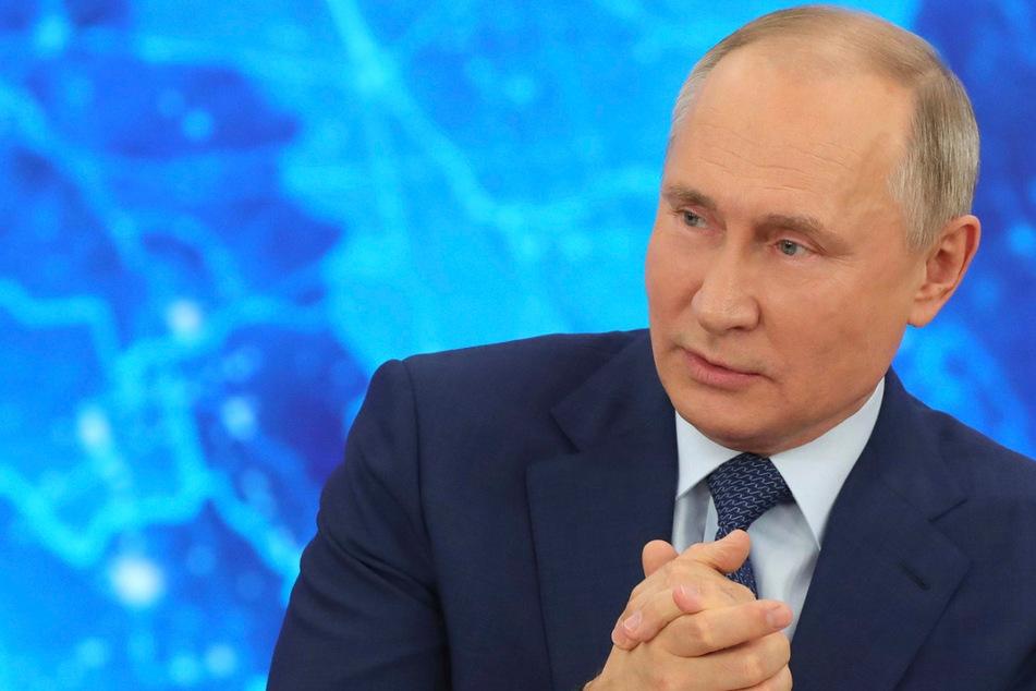Lebenslang! Putin schützt sich per Gesetz vor Strafverfolgung